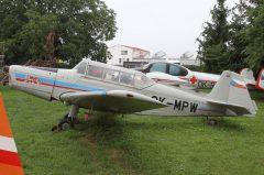 Zlin Z-226B Bohatyr OK-MPW, Letecké muzeum v Kunovicích
