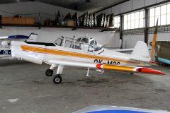 Zlin Z-226B Bohatyr OK-MQG Aeroklub Kunovice, Letecké muzeum v Kunovicích