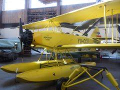 Zmaj Fizir FN H YU-CGO 9002 Aeroclub Rijeka, Tehnicki Muzej Zagreb, Croatia picture Phil Glover