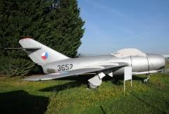 Mikoyan Gurevich MiG-15bisSB 3652