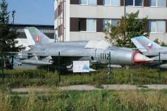 Mikoyan Gurevich MiG-21MA 1112