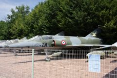 AMD-BA Mirage 3R ALA 2-ZM cn 324 Musee Chateau Savigny-lès-Beaune