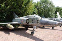 AMD-BA Mirage 3RD ALA 33-TC cn 354 Musee Chateau Savigny-lès-Beaune