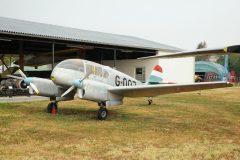 Aero 45 G-007 Hungarian Air Force, Szolnok Aviation Museum