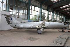 Aero L-29 Delfin 0003 Czech Air Force, Letecké Muzeum Koněšín (Olomouc)Letecké Muzeum Koněšín (Olomouc) | Andey Davey