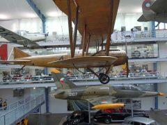 Aero L-39C Albatros 0107 Czechoslovakian Air Force and LWF Tractor 4, Národní Technické Muzeum