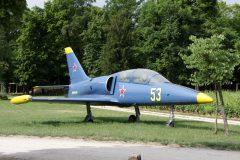 Aero-LET L-39 Albatros 'VVRSF' RA366K - 53 Musee Chateau Savigny-lès-Beaune