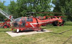Aerospatiale Alouette III F-ZBDN