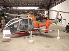 Aerospatiale SA349-2 Gazelle 1201