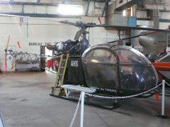 Aerospatiale SE3130 Alouette II 98 AHS l'Armée de Terre, EALC – Espaces Aéro Lyon Corbas