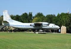 Antonov An-24B 908 Hungarian Air Force, Pinter Muvek Military Museum