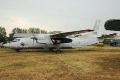Antonov An-26 202 Hungarian Air Force, Szolnok Aviation Museum