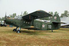 Antonov An-2R 10 HA-MDG Hungarian Air Force, Szolnok Aviation Museum