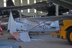 Auster J5GA Autocar VH-NVY A11-300 NW-865 Royal Australian Navy, HARS