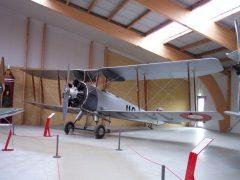Avro 504N 110 Danish Air Force, Danmarks Flymuseum Stauning