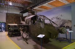Bell AH-1P Cobra 76-22598 US Army, HARS