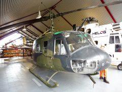 Bell UH-1D Iroquois 70+51 German Army, Hubschraubermuseum, Buckeburg