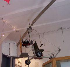 Bensen Co. Gyrocopter B-8-M Hubschrauber Museum