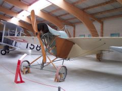 Berg & Storm B & S Monoplan III, Danmarks Flymuseum