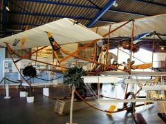 Biplane RS 1910, Musée des Débuts de l'Aviation