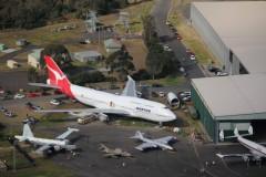 Boeing 747-438 VH-OJA Qantas