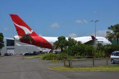 Boeing 747-438 VH-OJA Qantas, HARS