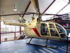 Bolkow 105V3 D-HAJY, Hubschraubermuseum, Buckeburg