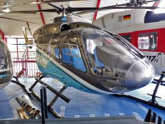 Bolkow Eurocopter Bo108VT2 D-HBEZ, Hubschraubermuseum, Buckeburg