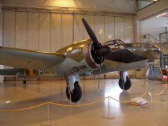 Bristol 149 Blenheim Mk.4 BL-200 Finnish Air Force, Keski-Suomen Ilmailumuseo, Aviation Museum of Central Finland, Tikkakoski