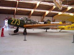 Bucker Bu181B-1 Bestmann 25073 273 Swedish Air Force,