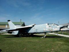 Chance Vought F-8P Crusader 4 Aeronavale, Musée Européen de l'Aviation de Chasse Montelimar