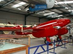 de Havilland DH.88 Comet, G-ACSS