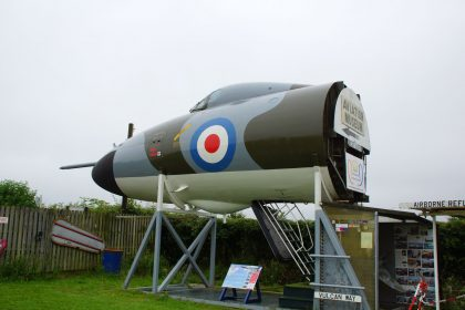 Avro 698 Vulcan B.2 XH537 RAF, Bournemouth Aviation Museum