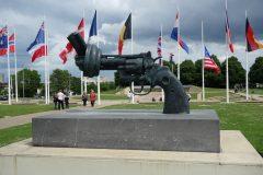Mémorial de Caen, Peace Museum, picture Rob Vogelaar