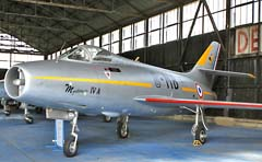 Dassault MD454 Mystere IVA 278/8-MB