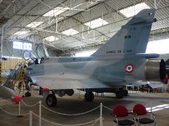 Dassault Mirage 2000B 519/5-OW Armée de l' Air, EALC – Espaces Aéro Lyon Corbas