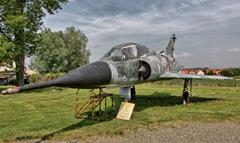 Dassault Mirage 3B-RV 250 DD