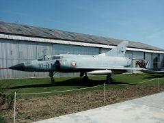 Dassault Mirage 3C 55 10-RN French Air Force, Musée Européen de l'Aviation de Chasse Montelimar