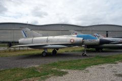 Dassault Mirage 3C 90 French Air Force, Ailes Anciennes Toulouse