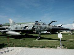 Dassault Mirage 3EX 467 French Air Force, Musée Européen de l'Aviation de Chasse Montelimar