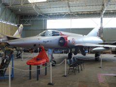 Dassault Mirage 3R 02 Armée de l' Air, EALC – Espaces Aéro Lyon Corbas