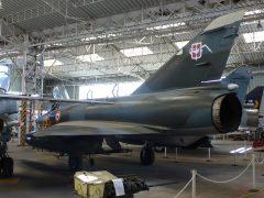 Dassault Mirage 3R 335 Armée de l' Air, EALC – Espaces Aéro Lyon Corbas