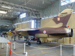 Dassault Mirage F1C-200 202/30-ML Armée de l' Air (French Air Force) EALC – Espaces Aéro Lyon Corbas