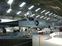 Dassault Mirage F1C 37 30-FR French Air Force, Musée Européen de l'Aviation de Chasse Montelimar