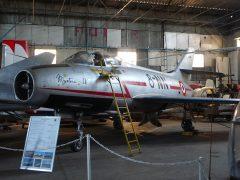 Dassault Mystere 4A 245/8-NN Armée de l' Air, EALC – Espaces Aéro Lyon Corbas