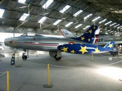 Dassault Mystere 4A 48 French Air Force, Musée Européen de l'Aviation de Chasse, Montelimar