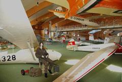 Deutsches Segelflugmuseum mit Modellflug