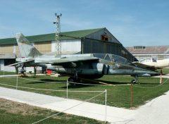 Dornier Alpha Jet 40+18 German Air Force, Musée Européen de l'Aviation de Chasse Montelimar