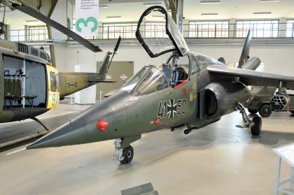 Dornier Alpha Jet 41+50 German Air Force, Militärhistorisches Museum der Bundeswehr – Flugplatz Berlin-Gatow