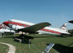 Douglas C-47A Skytrain N56NA Musée Européen de l'Aviation de Chasse Montelimar